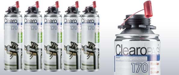ClearoPAG 170 Pistolenreiniger CP170