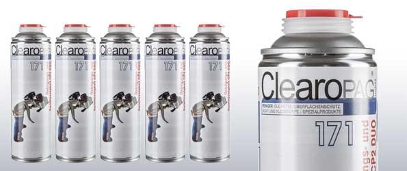 ClearoPAG 171 Reinigungs- und Spülflüssigkeit CP2 CP171
