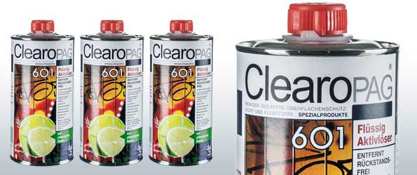 ClearoPAG 601 Flüssig Extrem Aktivlöser CP601