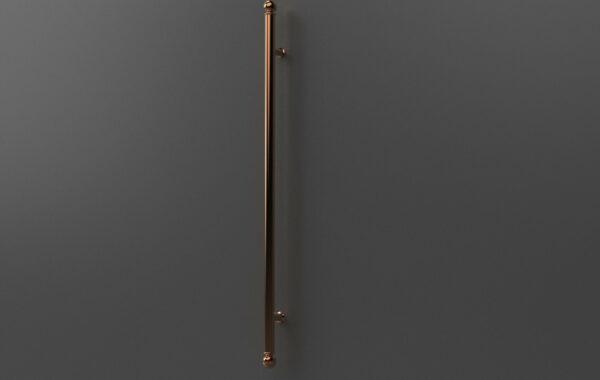 Pirnar-alu-eingangstuer-aussengriff-bronze-effekt-class