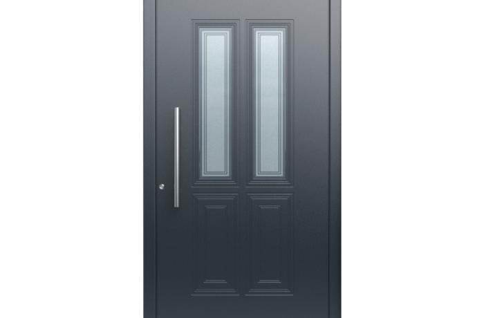 Pirnar-alu-eingangstuer-optimum-carbon-core-7340-glas-mit-motiv-vsg-glas