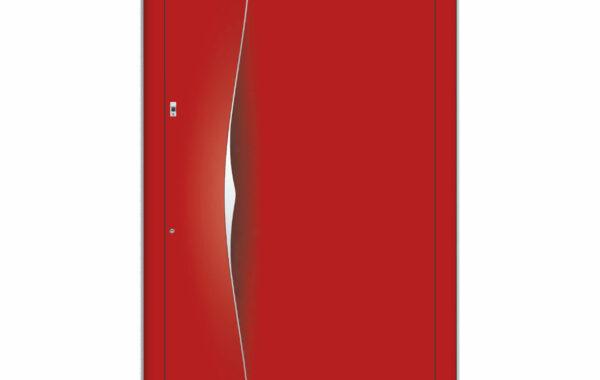 Pirnar-alu-eingangstuer-premium-6017-rot-eleganter-aussengriff-9619-1