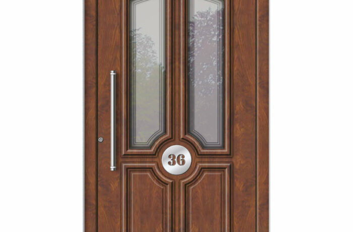 Pirnar-alu-eingangstuer-premium-classico-3170-golden-oak-glas-mit-motiv-1