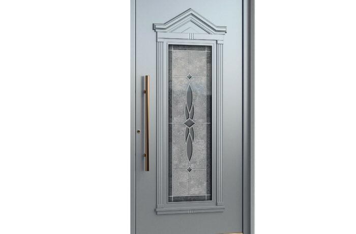 Pirnar-alu-eingangstuer-premium-classico-3290-bronze-effekt-aussengriff-wetterschenkel