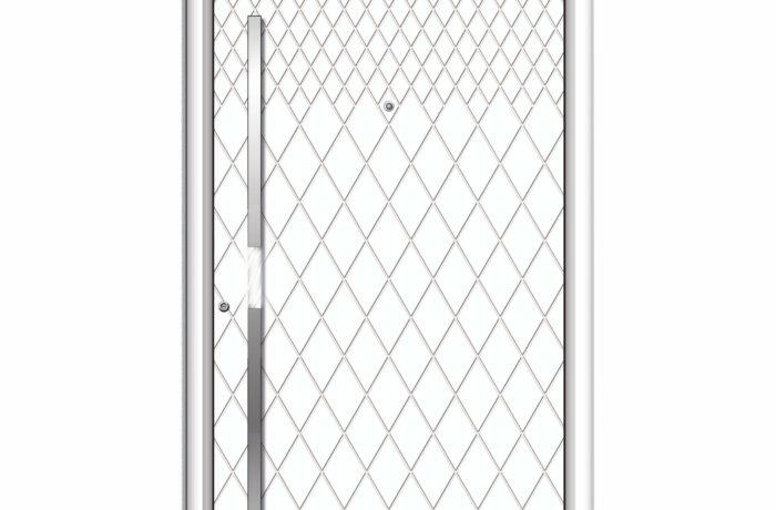 Pirnar-alu-eingangstuer-premium-classico-3310-weiss-aussengriff-eckig-crystalux-tuerspion-1