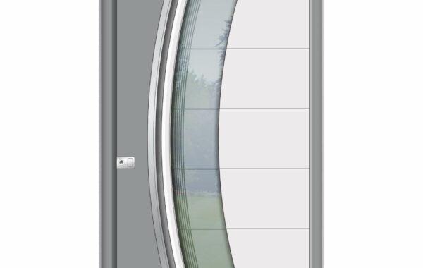 Pirnar-alu-eingangstuer-ultimum-multilevel-509-satinato-glas-privilegelux-1