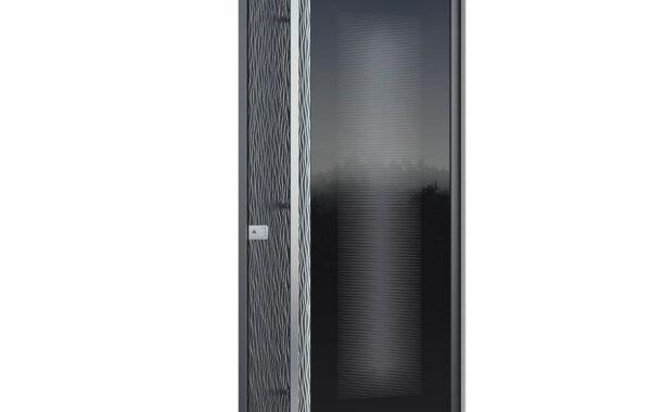 Pirnar-alu-eingangstuer-ultimum-multilevel-523-esg-glas-night-sky-gloss-3d-motiv