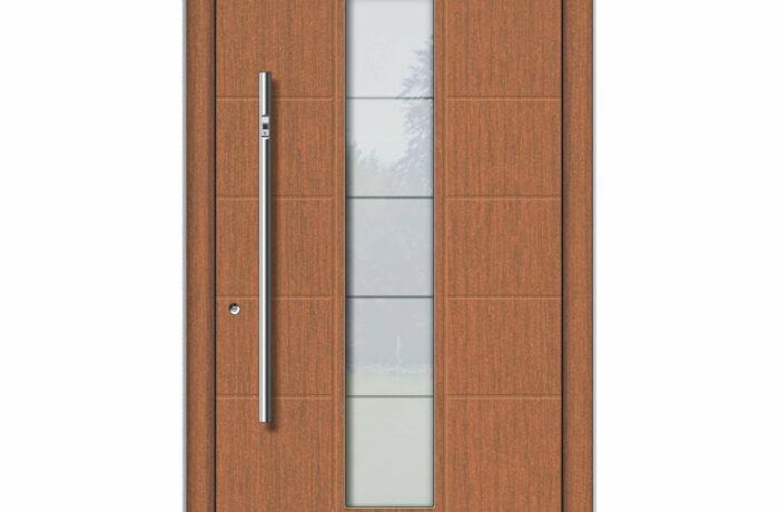 Pirnar-haustueren-holz-premium-1033-fichte-glas-mit-sandgestrahlem-motiv